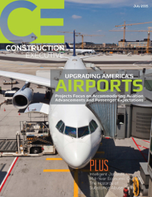 2015-07 Construction Executive Magazine Cover - Read Now